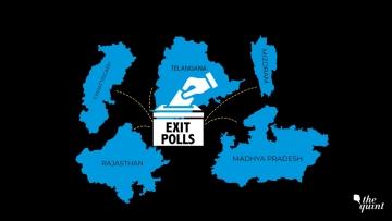 Elections were held in Chhattisgarh, Telangana, Madhya Pradesh, Mizoram, and Rajasthan.