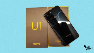 We Got Our Hands on the Realme U1 and It's a Real Game Changer