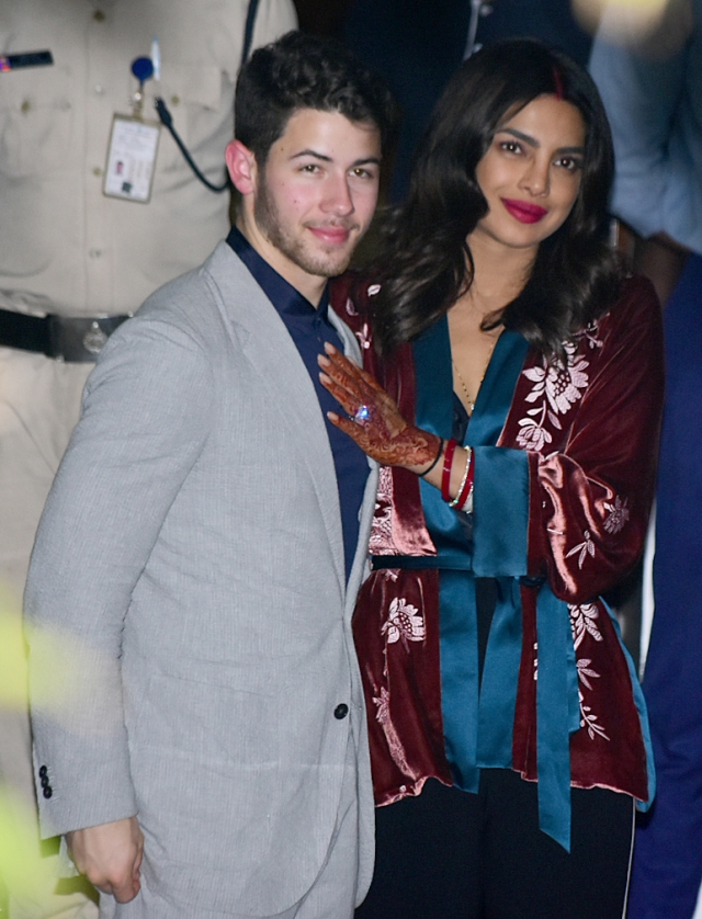 Priyanka Chopra and Nick Jonas tied the knot at a five-day wedding at Umaid Bhawan Palace in Jodhpur, Rajasthan.