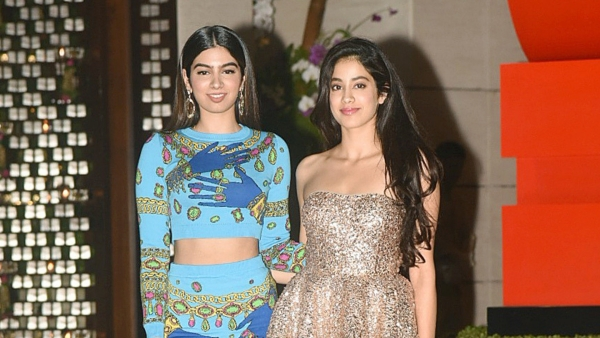 Here's the Touching Meaning Behind Khushi Kapoor's Minimal Tattoo