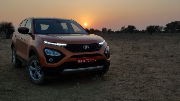 Bookings are open for the Tata Harrier, which will be launched in mid January 2019.