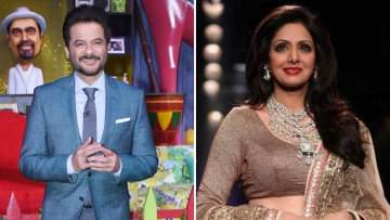 Anil Kapoor co-starred with Sridevi in films like <i>Lamhe</i>.