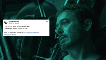 The 'Avengers 4' trailer dropped on 6 December and fans can't keep calm.