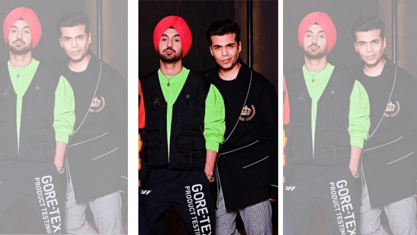 As per reports, filmmaker, producer, and talk show host Karan Johar revealed one habit of singer-actor Diljit Dosanjh that is driving him up the wall.