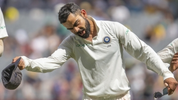 Virat Kohli's Team India has taken an unassailable 2-1 lead in the four Test series against Australia.
