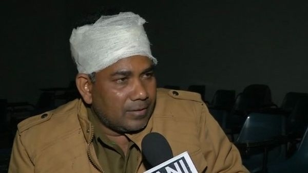 Sub inspector Suresh Kumar, who was an eyewitness to the whole incident.