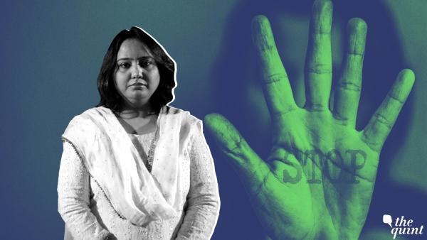 Fouzia Dastango, talks about 'why men rape'
