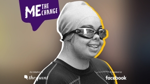 Me, The Change: Olympian with Down Syndrome On Her Journey to Gold