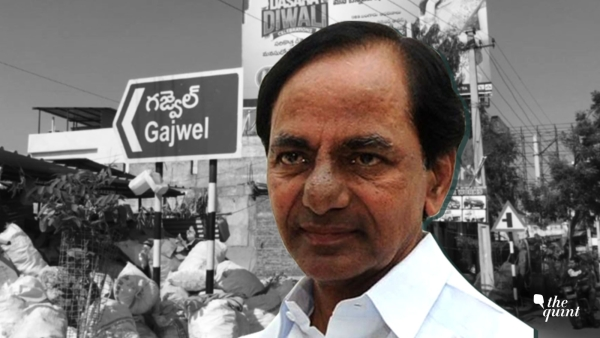KCR transformed his constituency Gajwel into a model town. But did he do enough to earn him a second term?