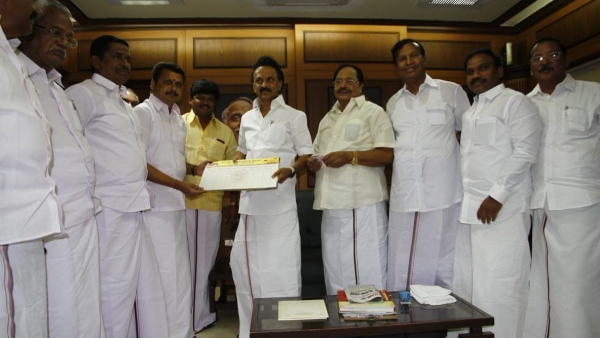 TTV Dhinakaran's close aide Senthil Balaji has joined the state's main Opposition party, the DMK.