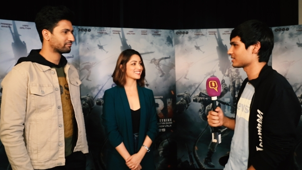 Vicky Kaushal and Yami Gautam talk about the challenges of making the film.
