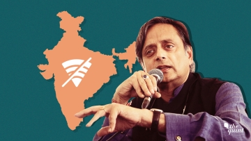 Shashi Tharoor in a Q&A on internet shutdowns in India.