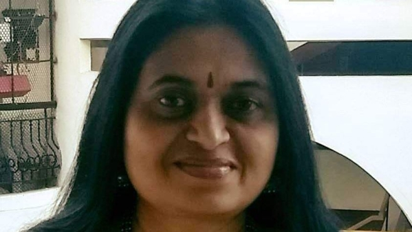 Arti Madhusudan from Chennai who helped out of her way to the cab driver.