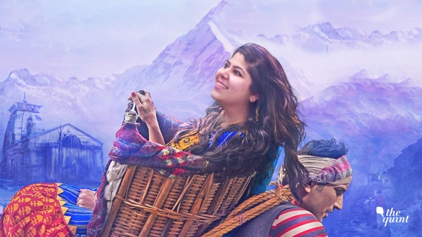 Overall, Kedarnath could have been so much more but makes for a lukewarm watch instead.
