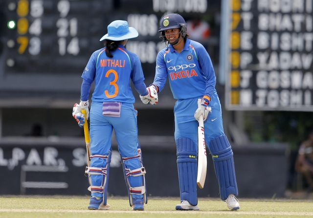 Smriti Mandhana has exhibited enough class to be considered a potential successor to the legendary Mithali Raj.