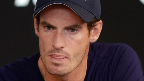 Andy Murray revealed that the Australian Open could be his last tournament before taking a forced retirement.
