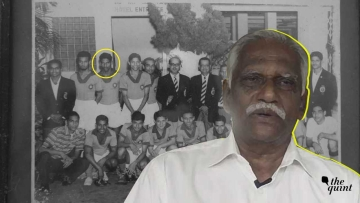 Sundararaj announced himself internationally during the 1960 Olympics, scoring a 30-yard screamer against Peru.