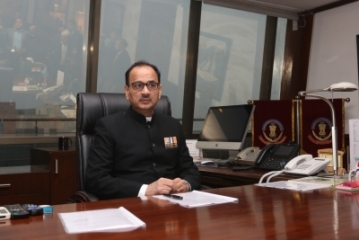 Alok Kumar Verma. (File Photo: IANS)