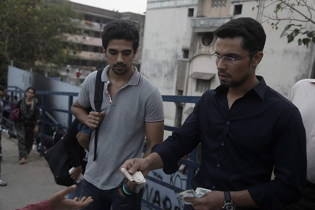 Saqib Saleem played an gay character in Karan Johar's short film in the anthology <i>Bombay Talkies</i>.