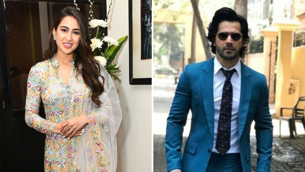 Sara Ali Khan and Varun Dhawan will co-star in a <i>Coolie No 1</i> remake.