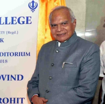 Banwarilal Purohit. (File Photo: IANS)