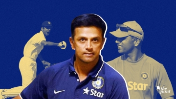 Celebrating Rahul Dravid's legendary career and contribution to Indian cricket on his 46th birthday.