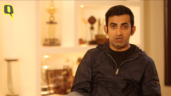 Gautam Gambhir has said while he has no political aspirations as yet, if he were to stand in elections, voters should vote for what he brings to the table and not what they've seen of him as a cricketer.