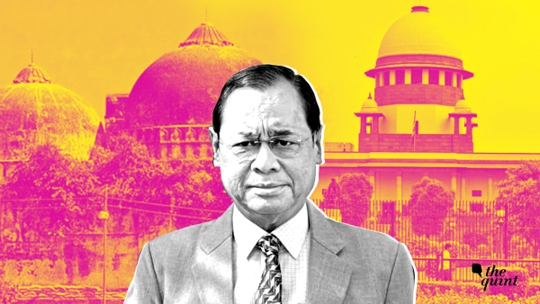 CJI Ranjan Gogoi has assigned the Ayodhya land dispute to a five-judge Constitution Bench.