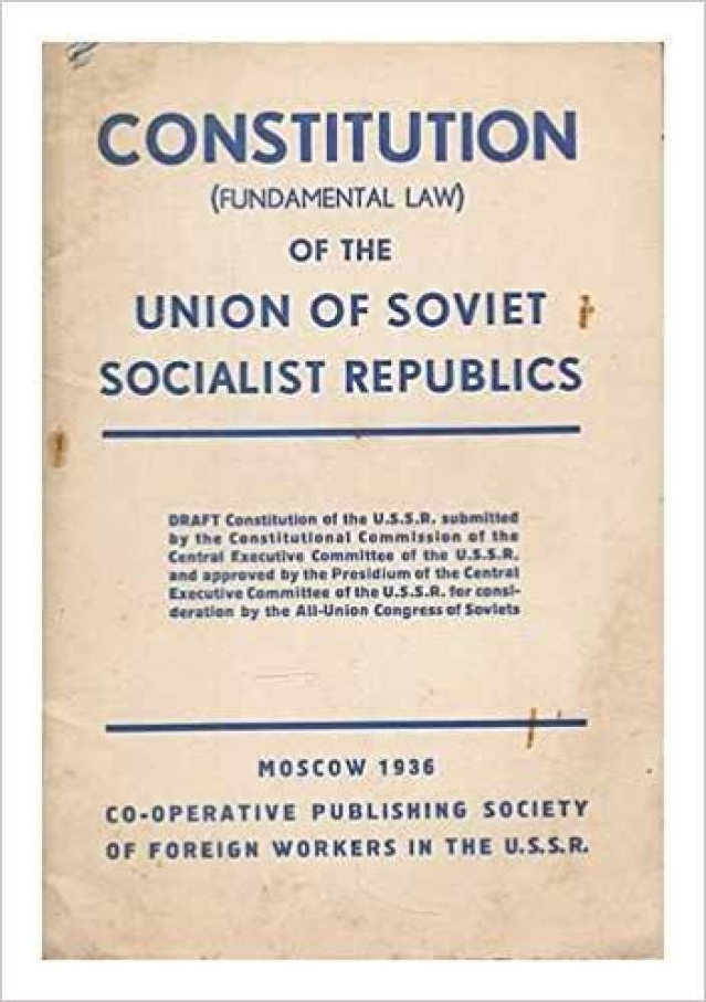 The Constitution of USSR