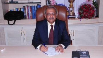 HAL Chairman and Managing Director R Madhavan.