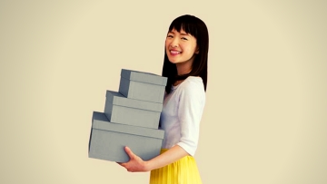 Marie Kondo is the star of the Netflix show.