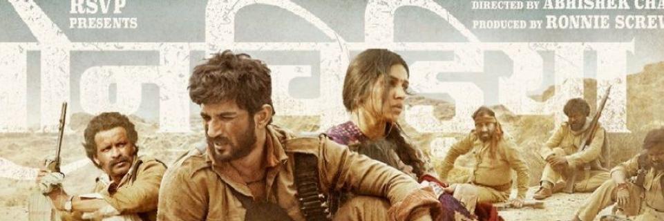 Sonchiriya Trailer Released: Sushant's 'Sonchiriya' Trailer