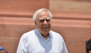 Kapil Sibal. (Photo: IANS)
