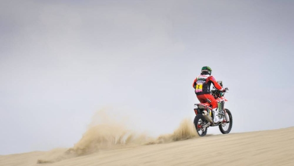 The Dakar Rally is the most dangerous race in the world.