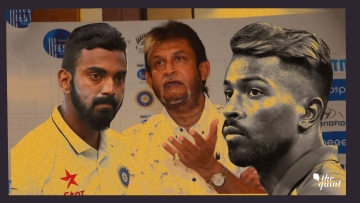 Sandeep Patil says Pandya and Rahul need to learn from the big mistakes they made with their comments on the TV show.