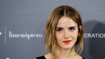 "Emma Watson is optimistic about a ""fairer future"" for women."