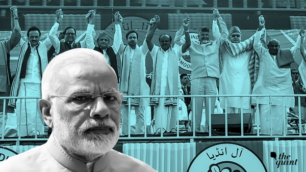 After Mahagathbandhan Rally, Is It Really Modi vs the Rest?