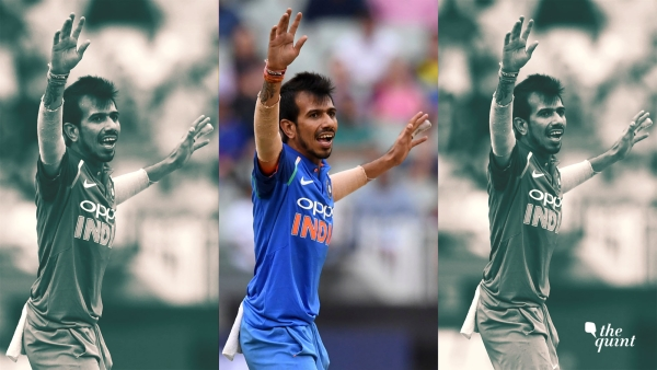 Yuzvendra Chahal did not disappoint his captain in India's third ODI against Australia.
