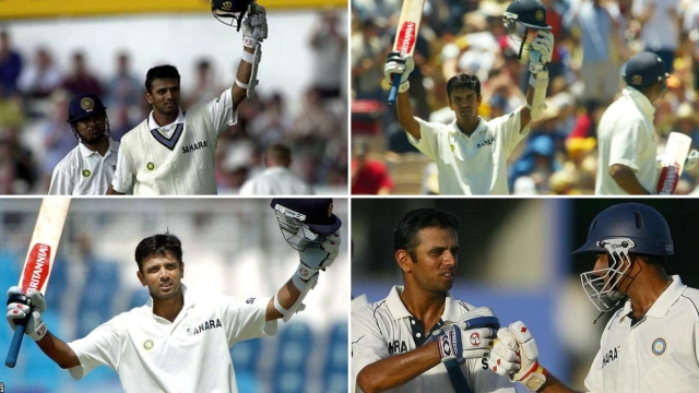 Headingley 2002, Adelaide 2003, Rawalpindi 2004, Jamaica 2006 – four of Rahul Dravid's finest performances came in India's greatest Test wins of the 2000s.