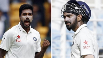 KL Rahul has been named captain, while Varun Aaron is likely to feature in the XI as India A face England Lions in their second 'Test' at Mysuru.