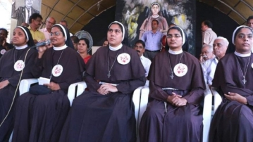 The fifth nun, who protested against the rape accused Bishop Franco Mulakkal, has received a letter from the Missionaries of Jesus (MJ) congregation.