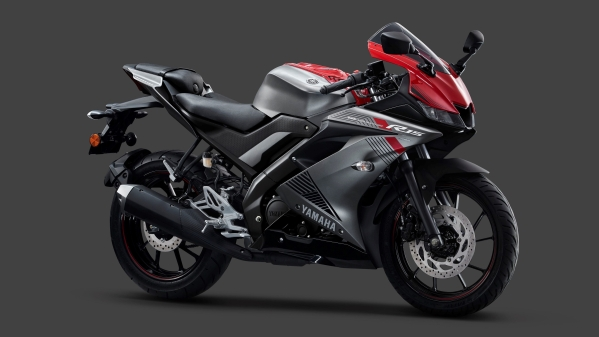 Yamaha R15 V3 gets upgraded with dual-channel ABS.