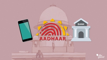 The SC judgment said Aadhaar cannot be used for private services like mobile numbers and bank accounts, but the amendments seek to circumvent this.