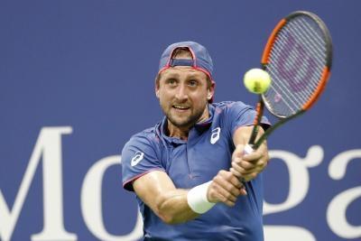American Sandgren wins maiden ATP title in Auckland