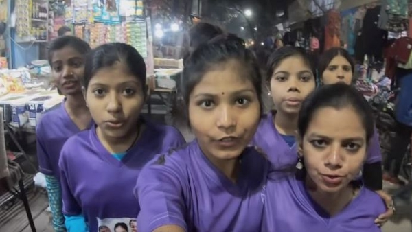 These Khadar Girls are on a mission to rap away all the prejudices of society