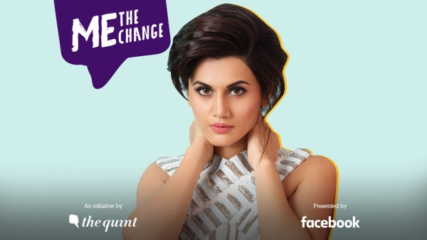 Taapsee Pannu, a girl who dared to dream.
