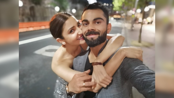 Anushka Sharma and Virat Kohli.