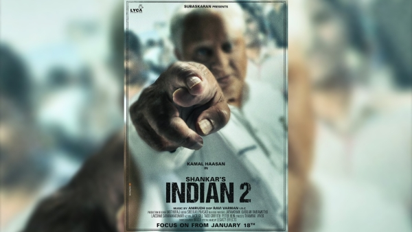 Kamal Haasan in <i>Indian 2.</i>