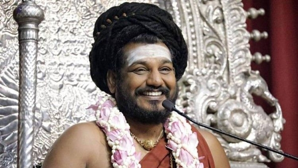 Godman Nithyananda was accused of raping a former disciple.
