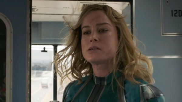 Marvel Studios' released a special look video of the upcoming Brie Larson starrer Captain Marvel.